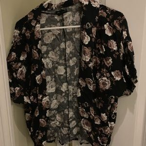 Small Cardigan Forever 21 Floral